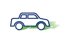 Glyph icon of Car
