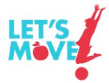 Let's Move! Icon