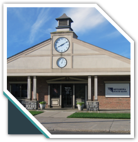 Image of the Metamora Branch Location